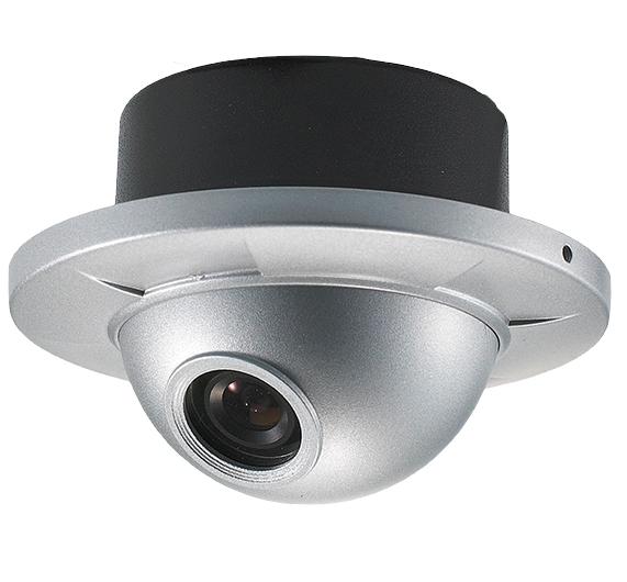 камера антивандальная серого цвета