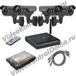 Простейшие системы видеонаблюдения у вас дома