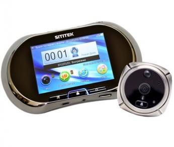 видео глазок Sititek Simple