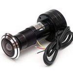Мы поможем выбрать беспроводной глазок с видеокамерой для входной двери