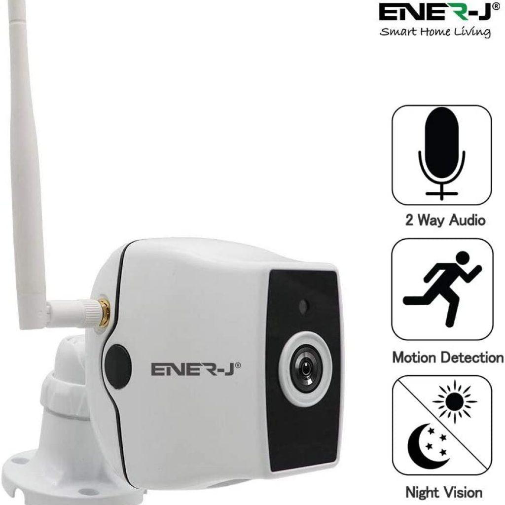 Камера видеонаблюдения с детектором движения