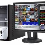 Видеонаблюдение через компьютер – программы и оборудования