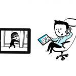 Как организовать систему удаленного видеонаблюдения