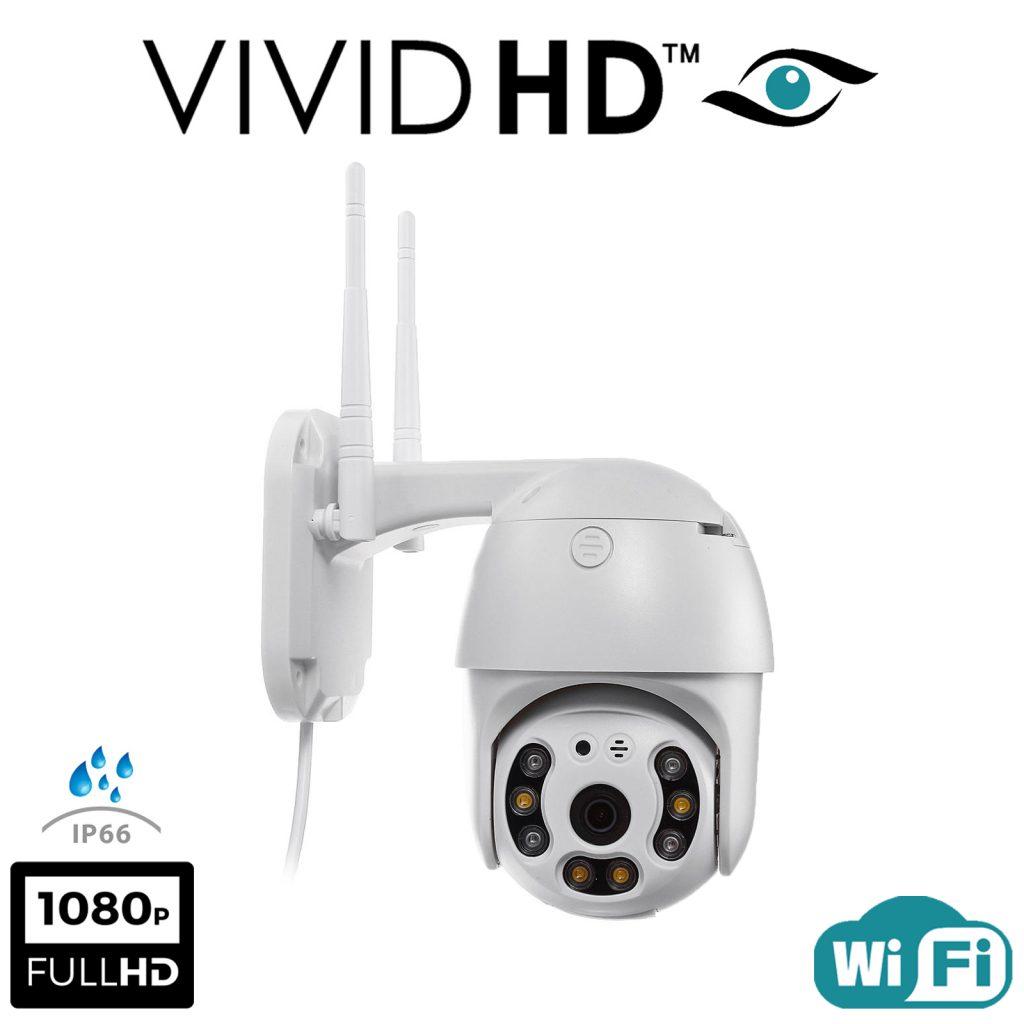 Система видеонаблюдения с WI-FI