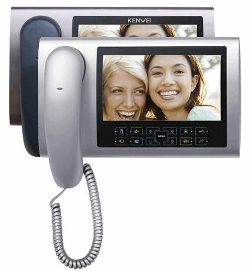 коородинатный видеодомофон