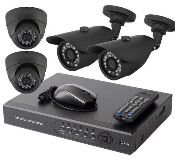 Схема подключения ip видеокамеры к регистратору