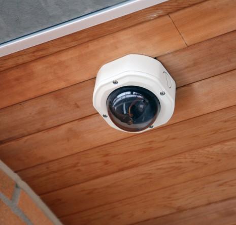 система видеонаблюдения в квартире