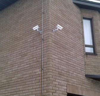 видеонаблюдение в частном доме