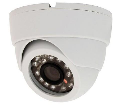купольная камеря для видеонаблюдения