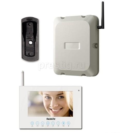 беспроводной уличный видеодомофон