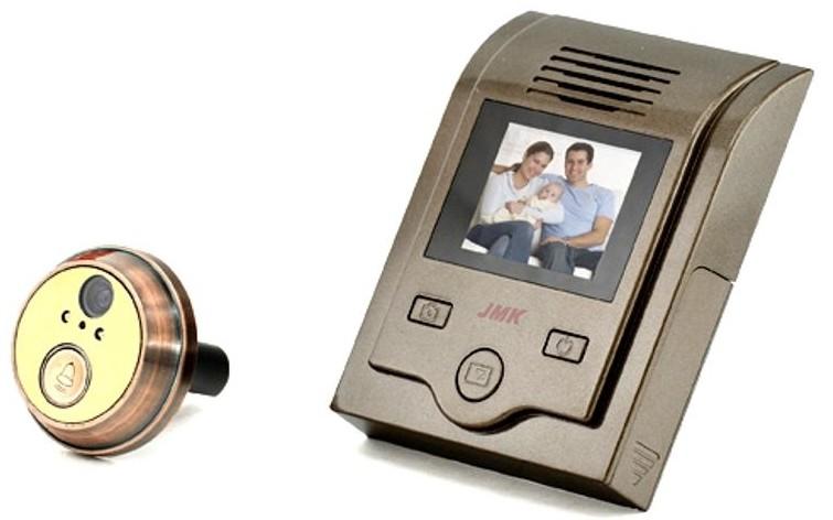 комплект дверного видеозвонка
