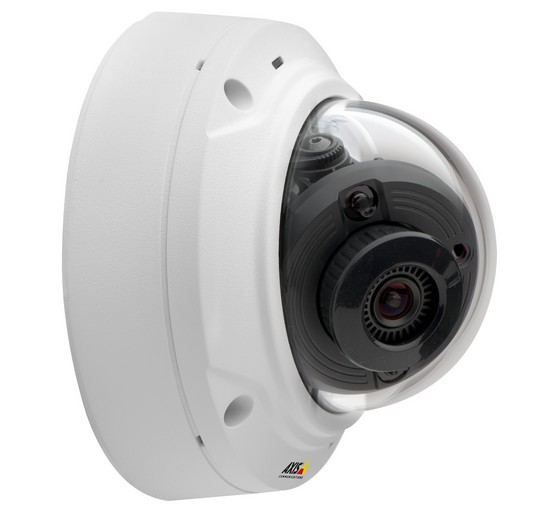 купольная поворотная камера