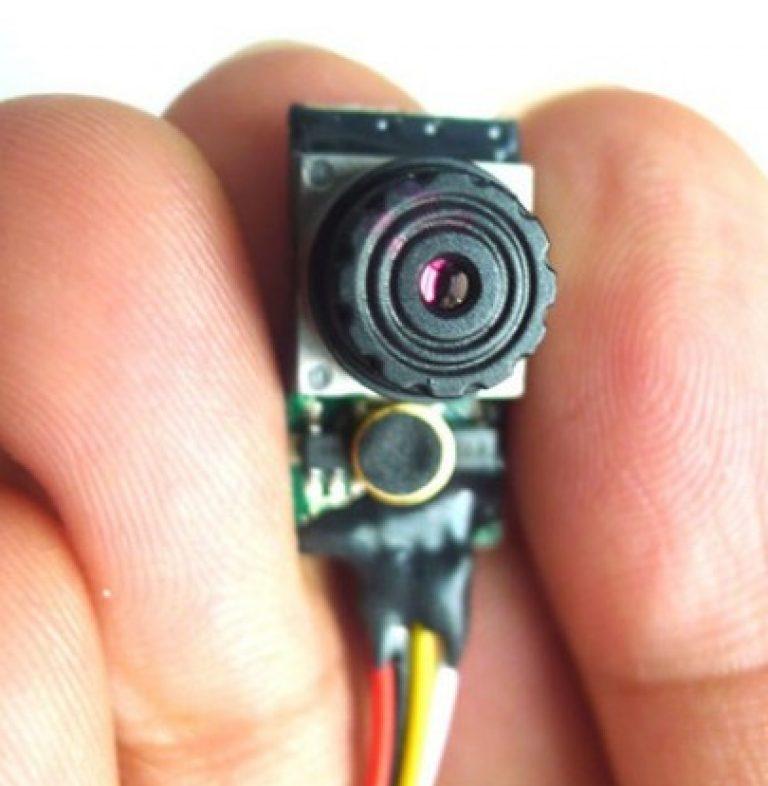 Шпионские камеры своими руками 57