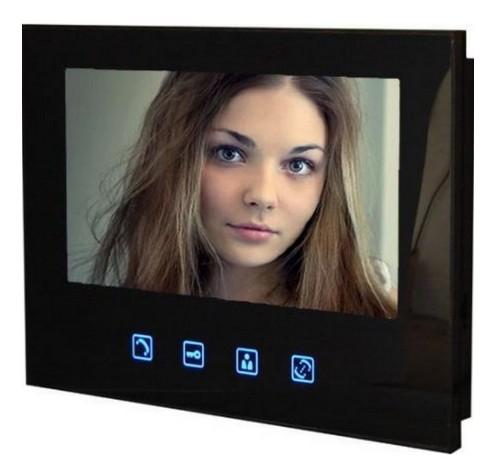 монитор видеоглазка