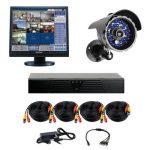 Организация системы видеонаблюдения в современных условиях