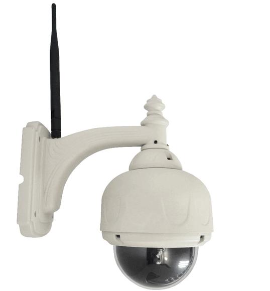 беспроводная уличная камера видеонаблюдения