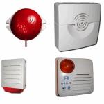 Классификация и применение охранных оповещателей – звуковые, световые, комбинированные