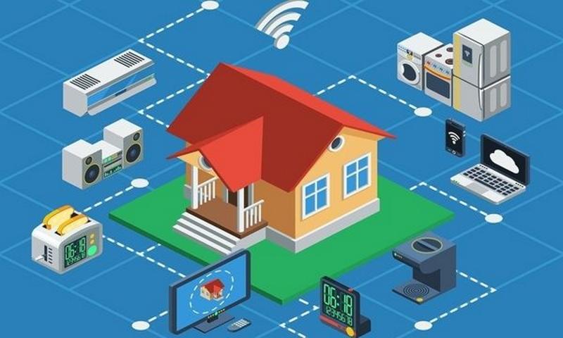 Возможности «умного дома». Источник фото: colocationamerica.com