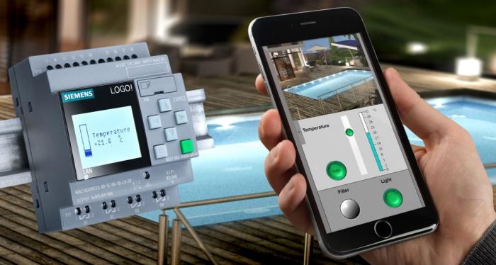 Система «Умный дом» от компании «Сименс». Источник фото: new.siemens.com