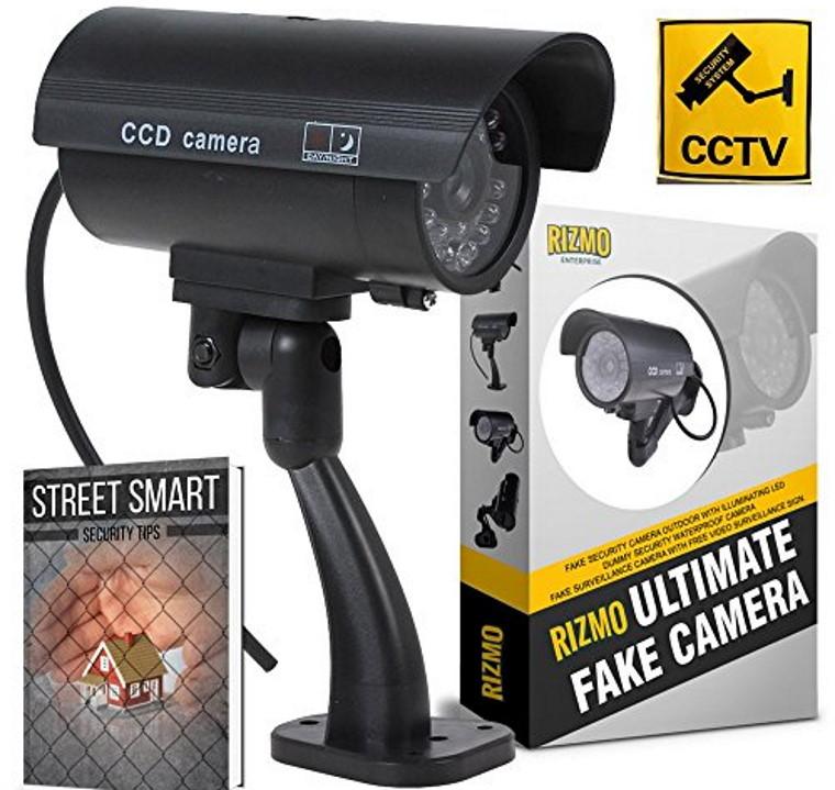 Имитация «уличной» камеры видеонаблюдения. Источник фото: china.desertcart.com