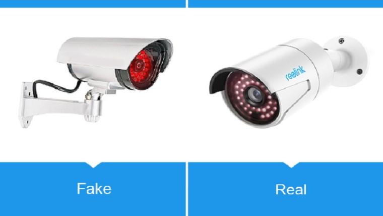 Муляж видеокамеры внешне идентичен настоящей. Источник фото: underspy.com