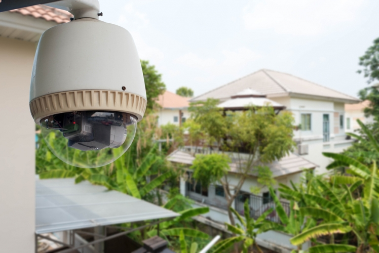 Видеонаблюдение для частного дома. Источник фото: reliable-remodeler.com