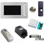 Классический беспроводной видеодомофон – его компоненты и технология работы