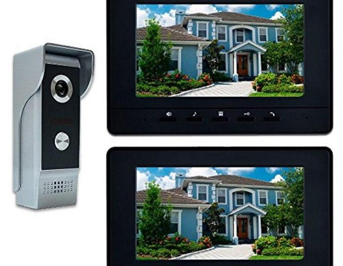 Видеодомофон для дома. Источник фото: productdiggers.com