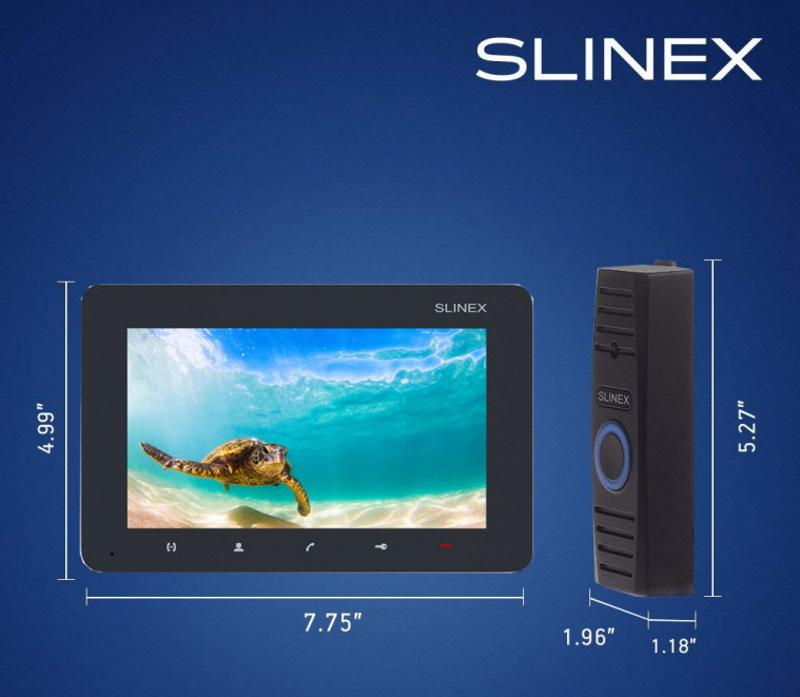 Видеодомофон Slinex. Источник фото: quoderituals.com
