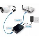 Оптимальный вариант подключения IP камеры через роутер к компьютеру