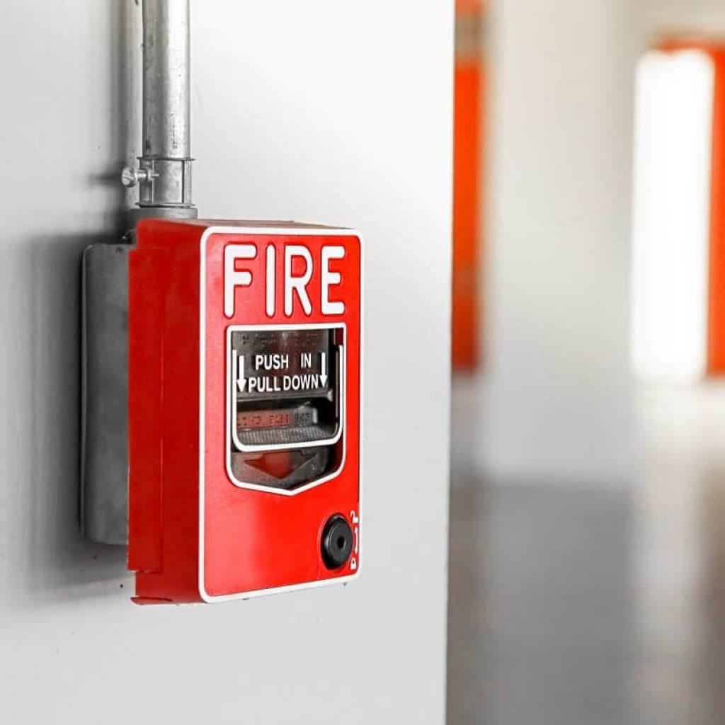 элемент пожарной сигнализации