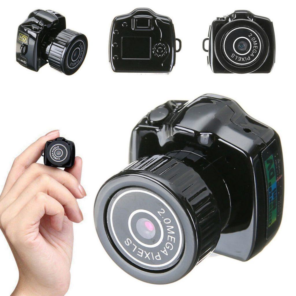 миниатюрная шпионская камера